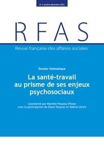 Revue française des affaires sociales n° 2 (juin 2021) : Sécurité sanitaire et réactions au Covid-19