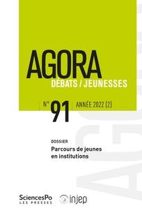 Agora débats/jeunesses n° 88 (juin 2021) : Étudiants en mobilité internationale : s'installer en France ou rentrer au pays ?