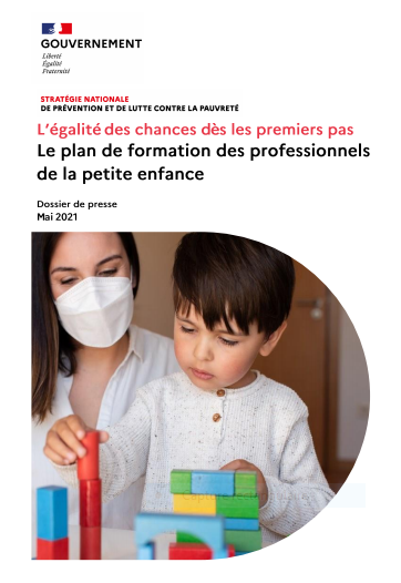 Le plan de formation des professionnels de la petite enfance