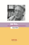 Jean Oury... Celui qui faisait sourire les schizophrènes...